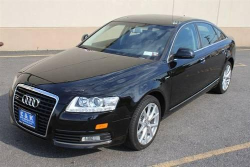 2010 supercharged audi a6 quattro premium plus cold weather pkgs for sale in hasbrouck heights. Black Bedroom Furniture Sets. Home Design Ideas