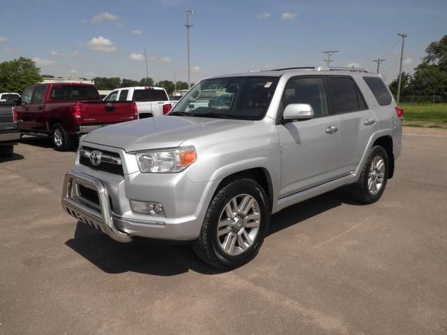 2010 Toyota 4Runner Limited AWD Limited 4dr SUV (4.0L
