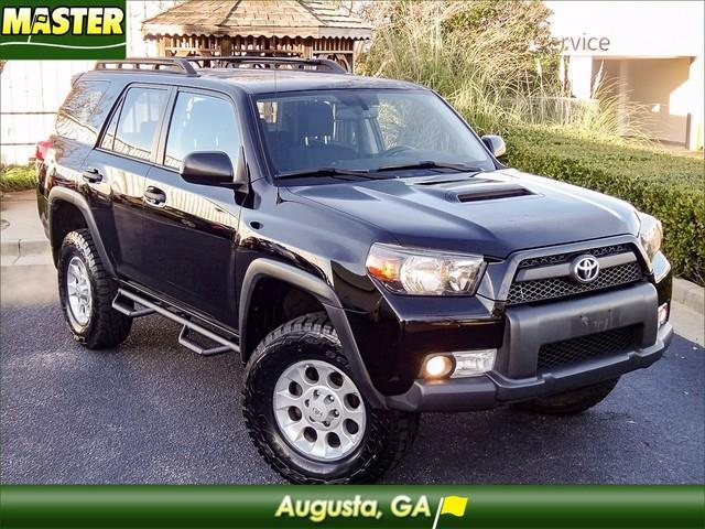 2010 toyota 4runner trail 4x4 trail 4dr suv 4 0l v6 for sale in augusta georgia classified. Black Bedroom Furniture Sets. Home Design Ideas