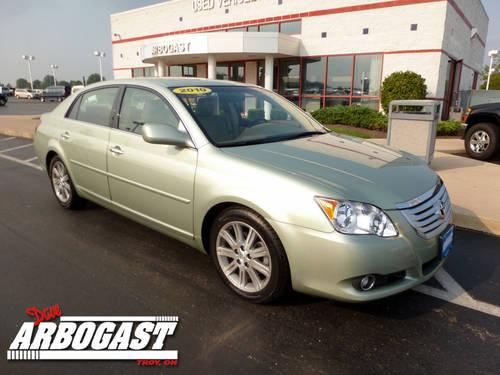 2010 Toyota Avalon Sedan Limited for Sale in Troy, Ohio ...