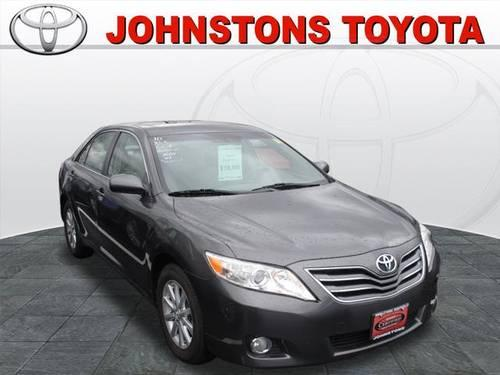 2010 toyota camry 4 dr sedan xle v6 for sale in new hampton new york classified. Black Bedroom Furniture Sets. Home Design Ideas