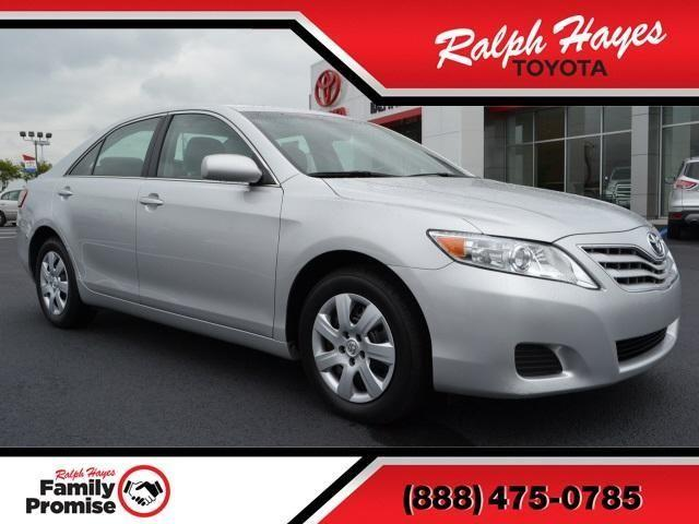 2010 toyota camry 4d sedan le for sale in anderson south carolina classified. Black Bedroom Furniture Sets. Home Design Ideas