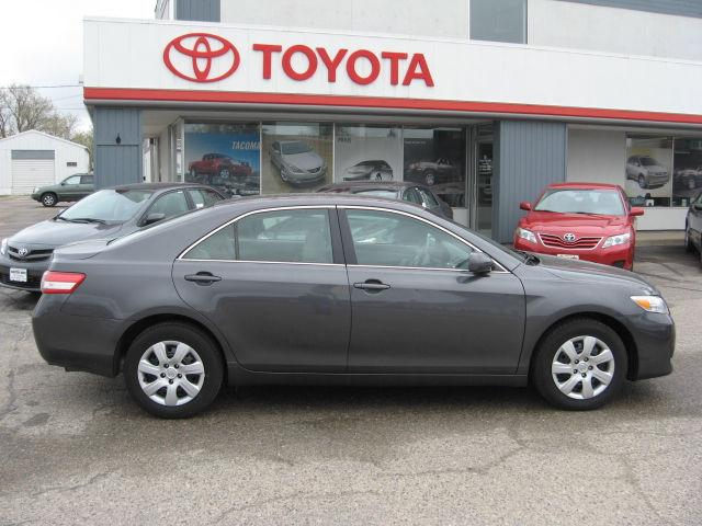 2010 toyota camry le for sale in bemidji minnesota. Black Bedroom Furniture Sets. Home Design Ideas