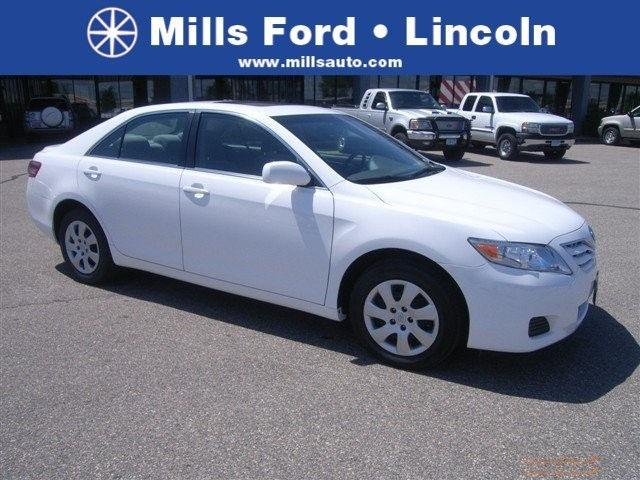 2010 toyota camry le for sale in brainerd minnesota. Black Bedroom Furniture Sets. Home Design Ideas