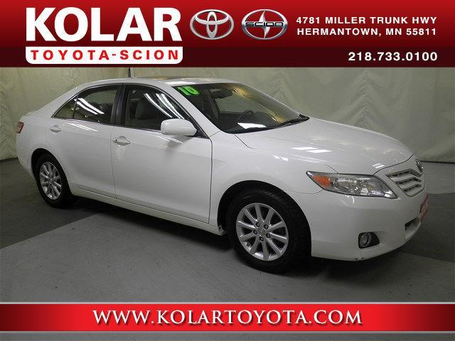 2010 toyota camry le v6 le v6 4dr sedan 6a for sale in. Black Bedroom Furniture Sets. Home Design Ideas