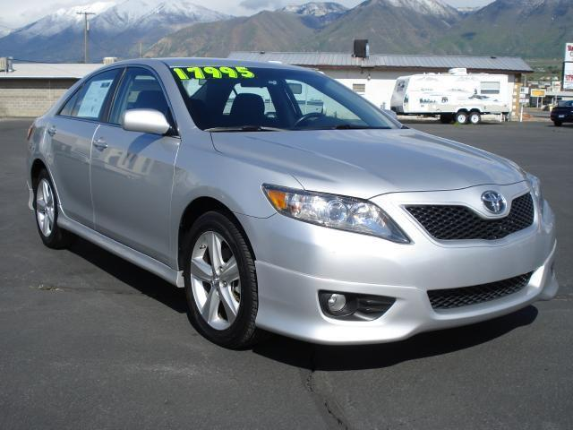 2010 toyota camry se for sale in payson utah classified. Black Bedroom Furniture Sets. Home Design Ideas