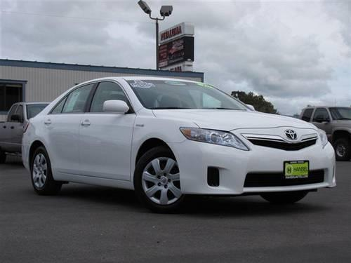 2010 toyota camry sedan hybrid sedan for sale in bloomfield california classified. Black Bedroom Furniture Sets. Home Design Ideas