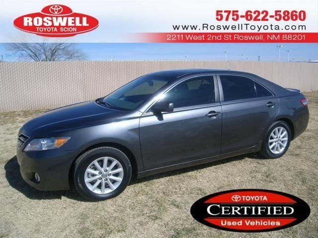 2010 toyota camry sedan le for sale in elkins new mexico classified. Black Bedroom Furniture Sets. Home Design Ideas