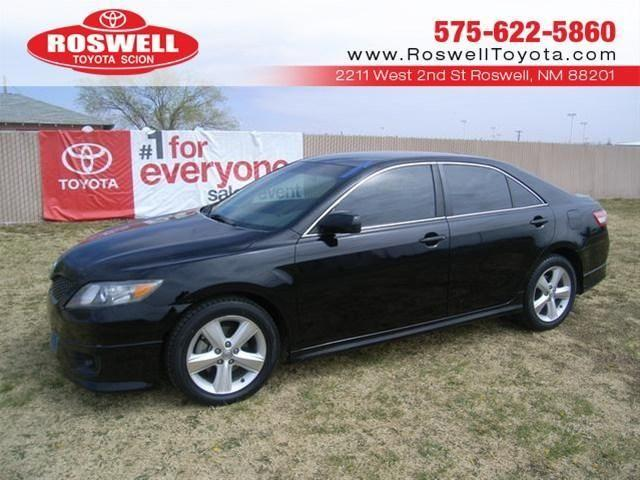2010 toyota camry sedan xle for sale in elkins new mexico. Black Bedroom Furniture Sets. Home Design Ideas