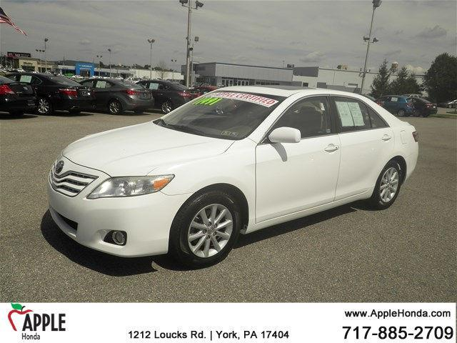 2010 toyota camry xle v6 xle v6 4dr sedan 6a for sale in york pennsylvania classified. Black Bedroom Furniture Sets. Home Design Ideas
