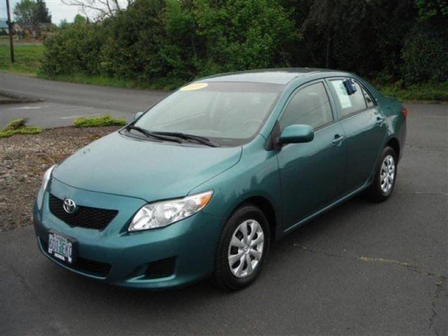 2010 toyota corolla for sale in mcminnville oregon classified. Black Bedroom Furniture Sets. Home Design Ideas