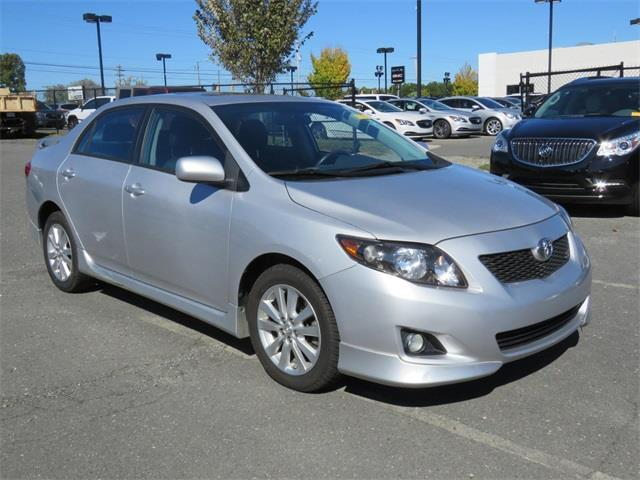 2010 Toyota Corolla Base Base 4dr Sedan 5M