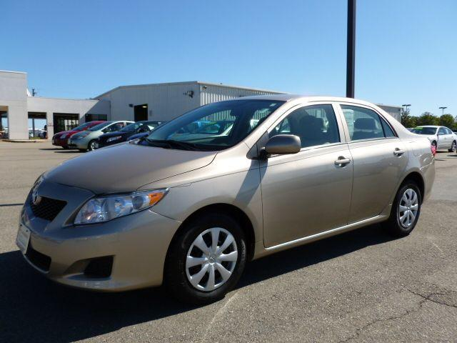 2010 toyota corolla le for sale in midlothian virginia classified. Black Bedroom Furniture Sets. Home Design Ideas