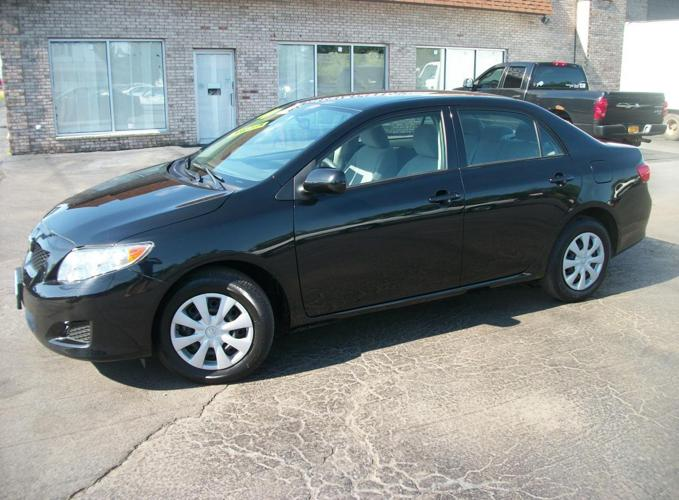 2010 toyota corolla le for sale in lockport new york for Master motors lockport ny