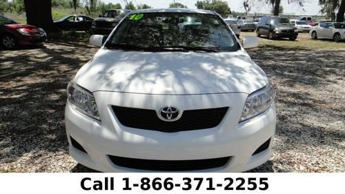 2010 Toyota Corolla LE - One Owner - Bluetooth