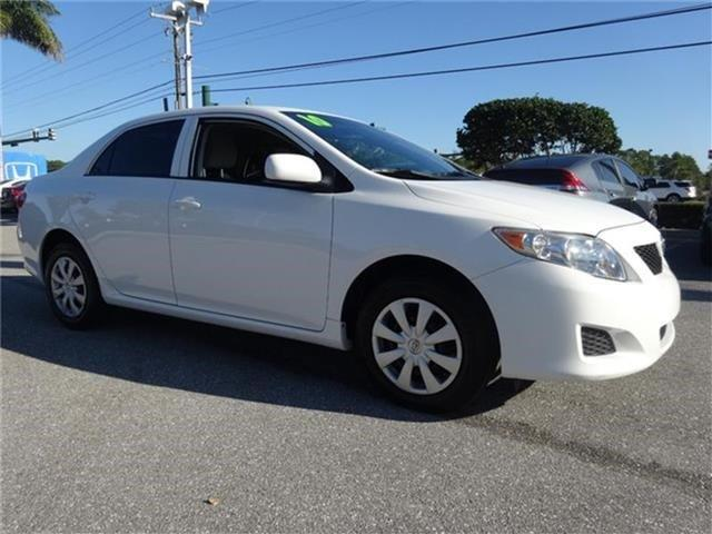 2010 toyota corolla le stuart fl for sale in stuart. Black Bedroom Furniture Sets. Home Design Ideas