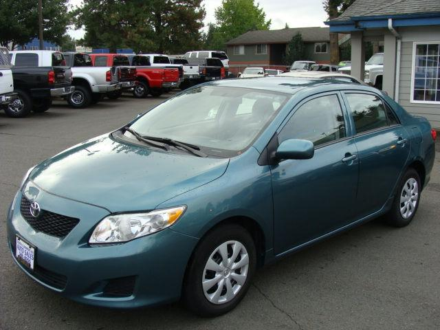 2010 Toyota Corolla Le For Sale In Salem Oregon