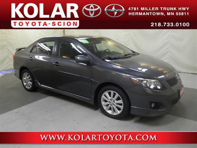 2010 Toyota Corolla S S 4dr Sedan 4a For Sale In Duluth