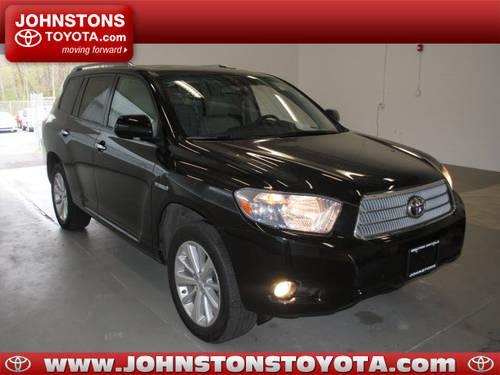 2010 Toyota Highlander Hybrid SUV 4X4 Limited for Sale in ...