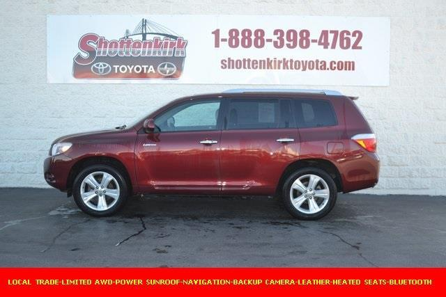 2010 Toyota Highlander Limited AWD Limited 4dr SUV