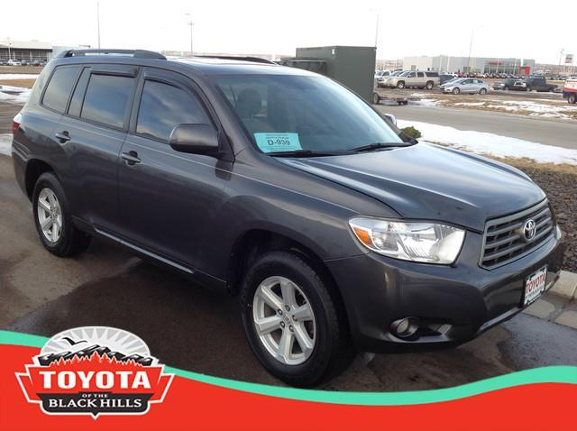 2010 toyota highlander se awd se 4dr suv for sale in jolly acres south dakota classified. Black Bedroom Furniture Sets. Home Design Ideas