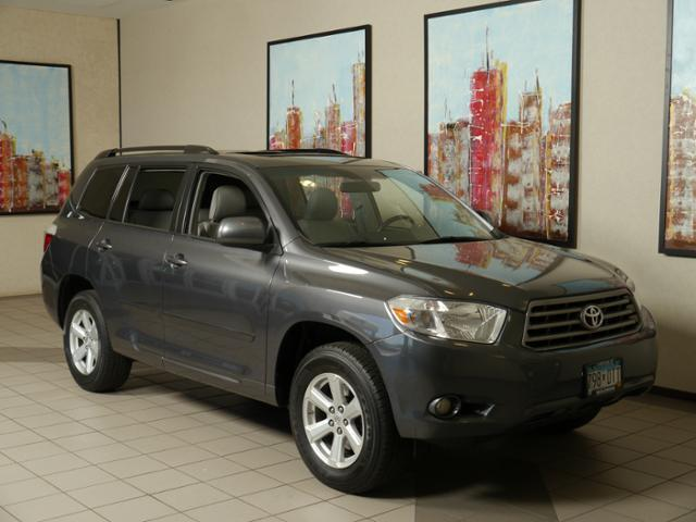 2010 toyota highlander se awd se 4dr suv for sale in saint. Black Bedroom Furniture Sets. Home Design Ideas
