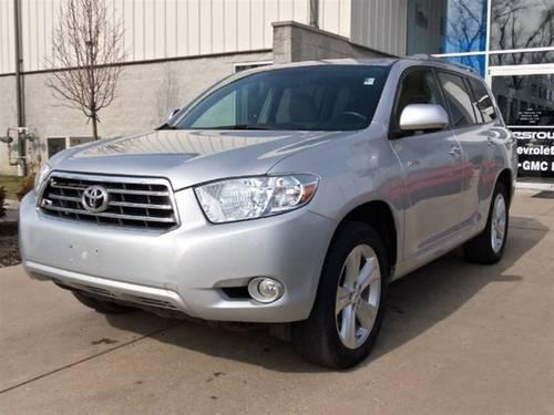 2010 toyota highlander suv limited for sale in delaware ohio classified. Black Bedroom Furniture Sets. Home Design Ideas