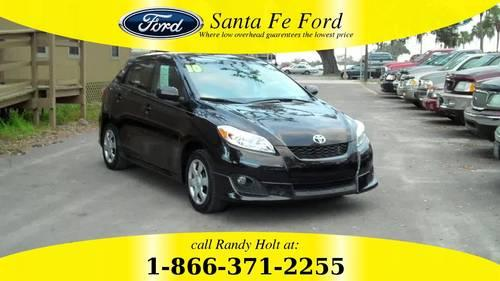 2010 Toyota Matrix Gainesville FL 866-371-2255 near
