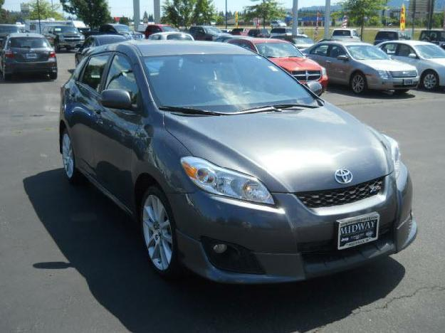 2010 toyota matrix xrs for sale in post falls idaho classified. Black Bedroom Furniture Sets. Home Design Ideas