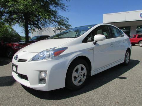 2010 toyota prius 5 door hatchback for sale in alexandria virginia classified. Black Bedroom Furniture Sets. Home Design Ideas