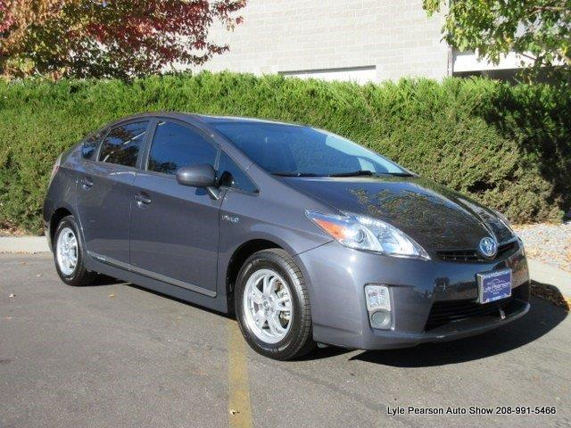 2010 toyota prius ii ii 4dr hatchback for sale in boise idaho classified. Black Bedroom Furniture Sets. Home Design Ideas