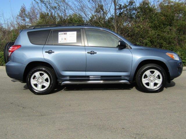 2010 Toyota RAV4 Base 4x4 Base 4dr SUV