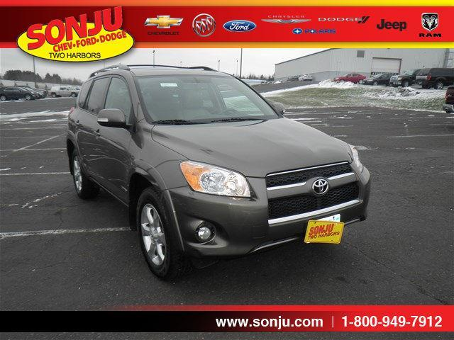 2010 toyota rav4 limited 4x4 limited 4dr suv for sale in two harbors minnesota classified. Black Bedroom Furniture Sets. Home Design Ideas