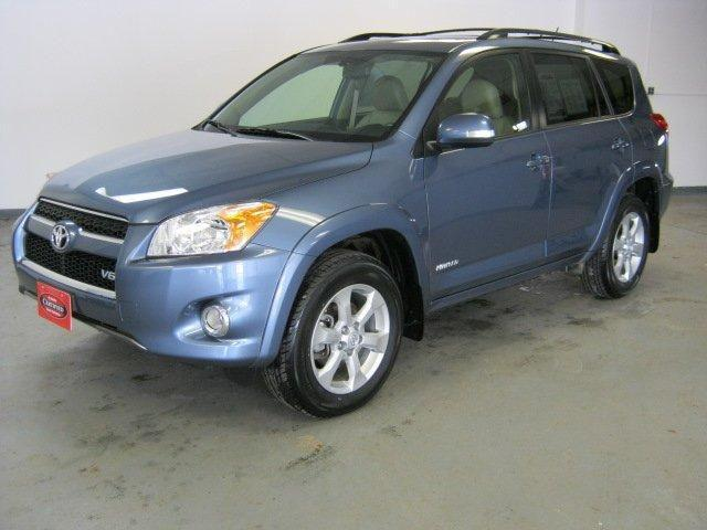 2010 Toyota Rav4 Limited For Sale In Superior Wisconsin