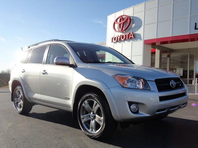 2010 Toyota Rav4 Sport For Sale In Johnstown Pennsylvania