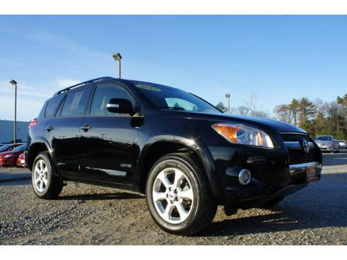 2010 toyota rav4 suv 4x4 limited for sale in raynham massachusetts classified. Black Bedroom Furniture Sets. Home Design Ideas