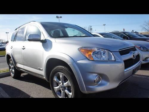 2010 toyota rav4 suv 4x4 ltd for sale in new haven connecticut classified. Black Bedroom Furniture Sets. Home Design Ideas