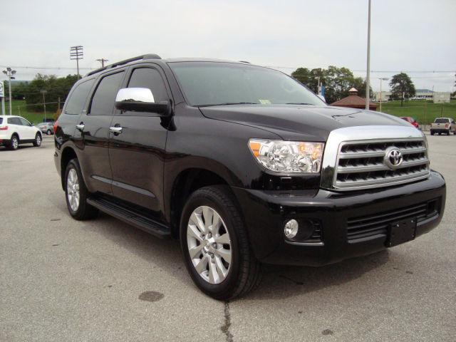 2010 toyota sequoia platinum for sale in salem virginia classified. Black Bedroom Furniture Sets. Home Design Ideas