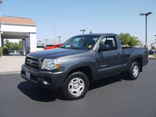 2010 toyota tacoma 2d standard cab 2wd reg i4 at pk for sale in chino california classified. Black Bedroom Furniture Sets. Home Design Ideas