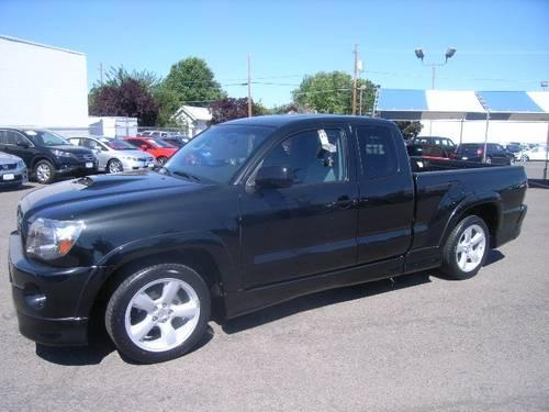2010 toyota tacoma 4x2 access cab 127 2 in wb x runner v6. Black Bedroom Furniture Sets. Home Design Ideas