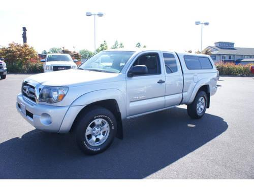 2010 toyota tacoma access cab 4x4 v6 for sale in newberg oregon classified. Black Bedroom Furniture Sets. Home Design Ideas