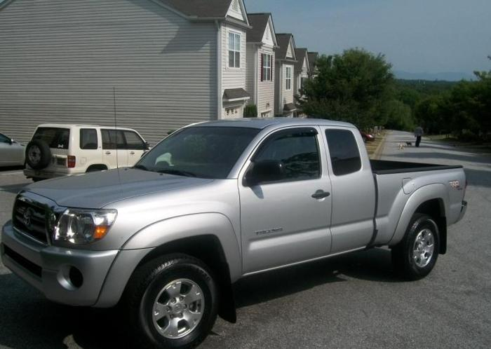 2010 toyota tacoma access cab prerunner 26 mpg greenville sc for sale. Black Bedroom Furniture Sets. Home Design Ideas