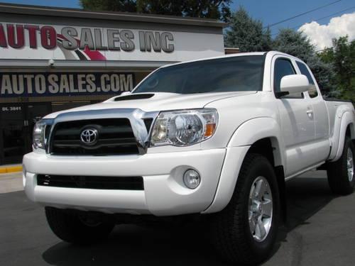 Toyota Tacoma Access Cab V Sr Trd Sport X For Sale In West Jordan Utah