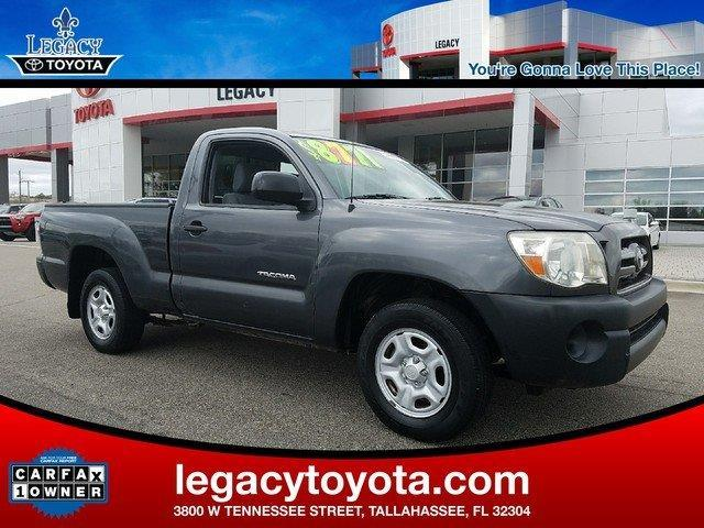 2010 Toyota Tacoma Base 4x2 Base 2dr Regular Cab 6.1 ft