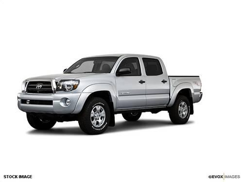 2010 toyota tacoma double cab 4x4 v6 for sale in spartanburg south carolina classified. Black Bedroom Furniture Sets. Home Design Ideas