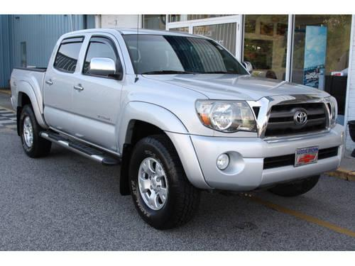 2010 toyota tacoma double cab prerunner v6 sr5 trd for sale in darlington south carolina. Black Bedroom Furniture Sets. Home Design Ideas