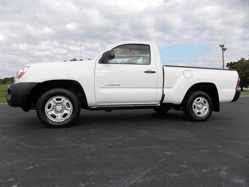 2010 toyota tacoma regular cab pickup regular cab 4x2 for sale in sweetwater tennessee. Black Bedroom Furniture Sets. Home Design Ideas