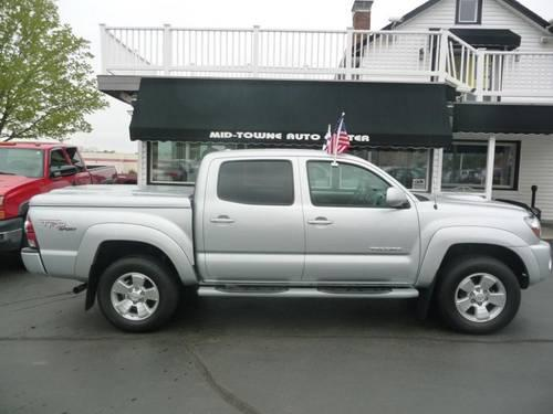 2010 toyota tacoma truck truck for sale in blue ball ohio classified. Black Bedroom Furniture Sets. Home Design Ideas