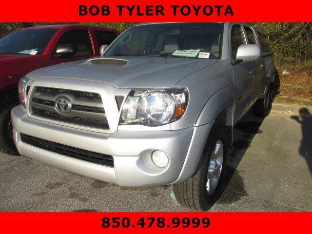 2010 Toyota Tacoma V6 4x4 V6 4dr Double Cab 6.1 ft LB