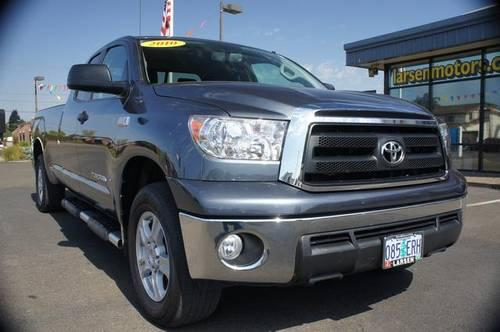 2010 toyota tundra 4d crew cab grade for sale in for Larsen motors mcminnville oregon